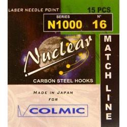 ANZUELO COLMIC NUCLEAR N1000
