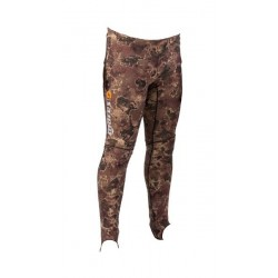 MARES RASH GUARD PANTS CAMOUFLAGE BROWN