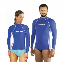 CRESSI CAMISETA RASH GUARD MANGA LARGA