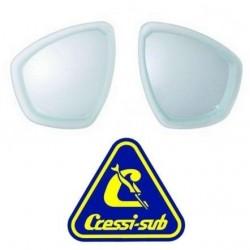 CRESSI FOCUS CRISTAL GRADUADO adcsportshop.com