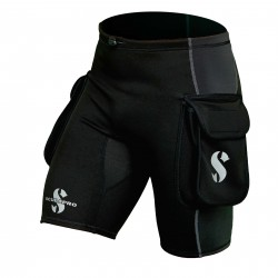SCUBAPRO HYBRID SHORT 1MM