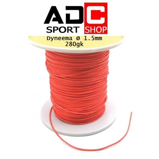 ADC DYNEEMA TRENZADO Ø1.5MM 280KG adcsportshop.com