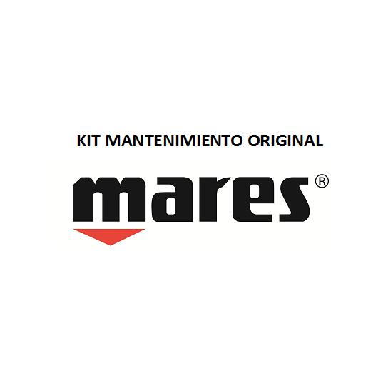 MARES KIT MANTENIMIENTO 52X / 22X / 15X CON VALVULA INT / DIN VITON adcsportshop.com