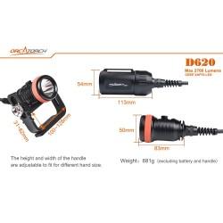 0637913788574 ORCATORCH D620 adcsportshop.com