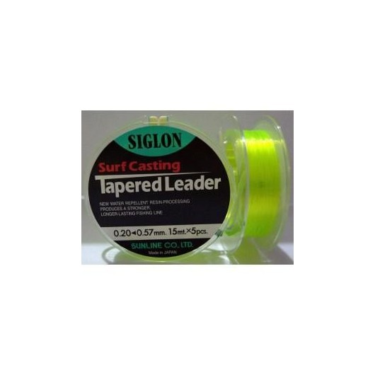 PUENTES DE LINEA TAPERED LEADER SIGLON