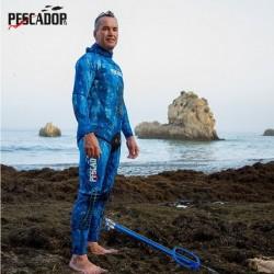TRAJE PESCADOR BLUE OCEAN CAMU