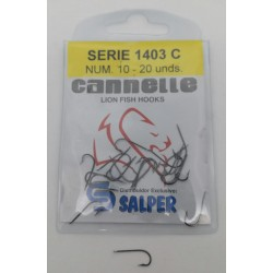 ANZUELO SERIE 1403C CANNELLE