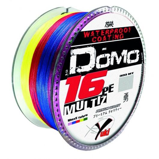 DOMO 16X 300MT MULTIZ YUKI adcsportshop.com