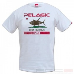 CAMISETA PELAGIC TUNA REPUBLIC TEE 153