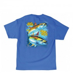 CAMISETA PESCA GUY HARVEY HOT TUNA OCEAN MTH1875