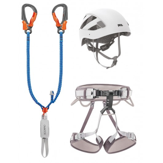 PETZL KIT VIA FERRATA EASHOOK adcsportshop.com