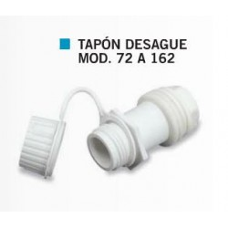 TAPÓN DESAGUE MOD 72 A 162 IGLOO