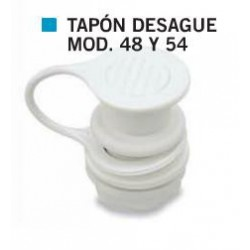 TAPÓN DESAGUE NEVERA IGLOO 48 Y 54