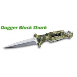 SPORASUB DAGGER BLACK SHARK