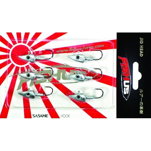 SAKANA JIG HEAD YUKI adcsportshop.com