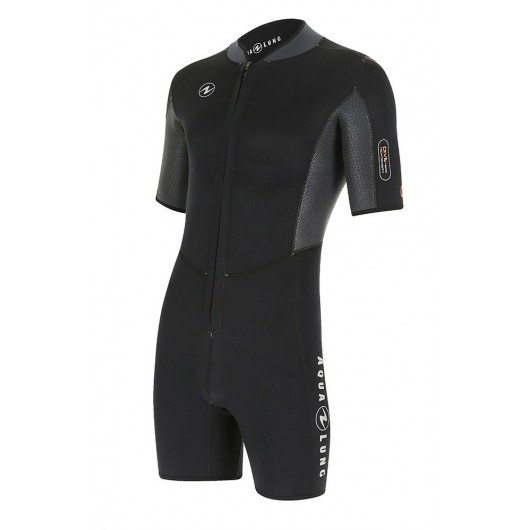 AQUALUNG SHORTY DIVE REVERSIBLE UNISEX 4MM adcsportshop.com