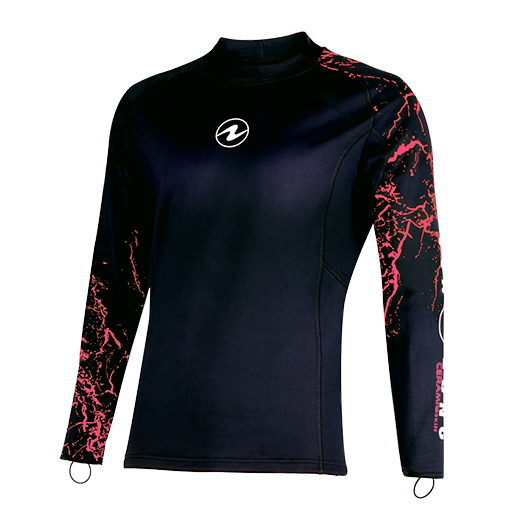 AQUALUNG TOP CERAMIQSKIN MANGA LARGA LADY adcsportshop.com