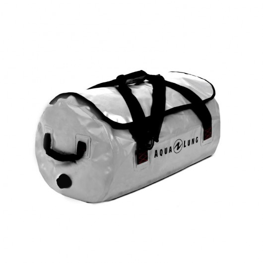 3664372127443 AQUALUNG GRAY DEFENSE DUFFEL 85L adcsportshop.com