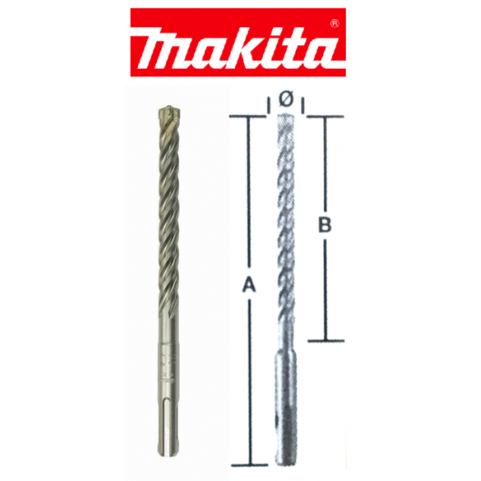 MAKITA BROCA SDS PLUS NEMESIS adcsportshop.com