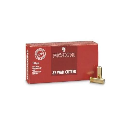 762344002019 FIOCCHI 32WAD CUTTER LWC 100 GRS adcsportshop.com
