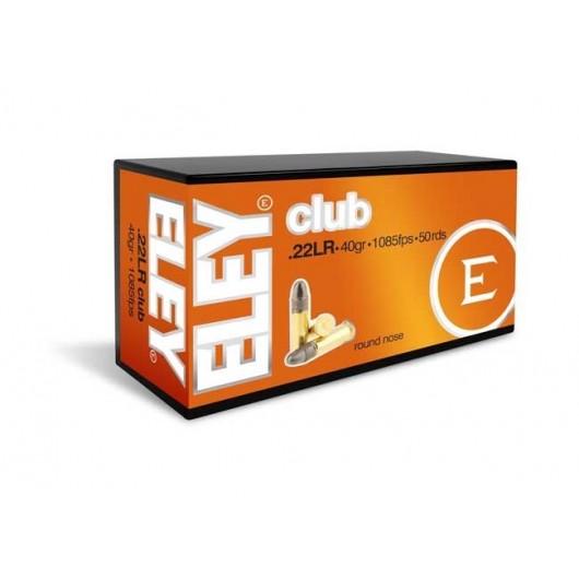 650911021009 ELEY 22LR CLUB adcsportshop.com