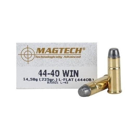 MAGTECH 44-40 WIN 225GRS L-FLAT adcsportshop.com