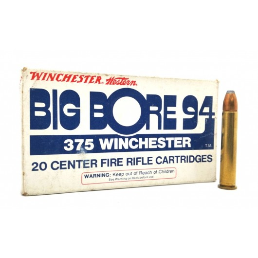 WINCHESTER BIG BORE 94 375 WINCHESTER 250GRS POWER POINT adcsportshop.com