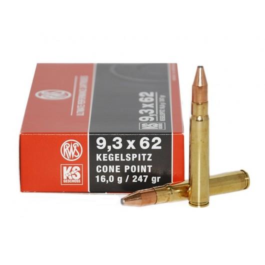 7000294118180 RWS 9,3X62 KS 247GRS adcsportshop.com