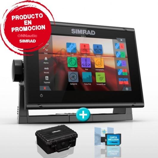 Sonda GPS Plotter Simrad GO7 XSR Lowrance adcsportshop.com