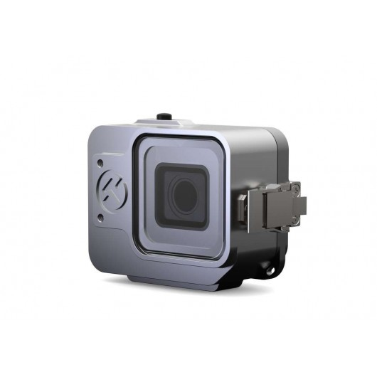 T-HOUSING ALUMINUM DEEPDIVE HOUSING FOR GOPRO HERO 5/6/7 BLACK adcsportshop.com