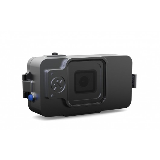 T-HOUSING ALUMINUM DEEPDIVE HOUSING POWER FOR GOPRO HERO 5/6/7 BLACK adcsportshop.com