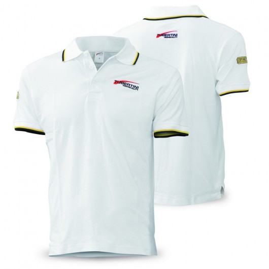POLO WHITE TUBERTINI adcsportshop.com