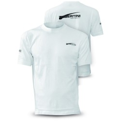 T SHIRT WHITE TUBERTINI adcsportshop.com