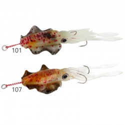 SQUIDY JIGGING SEA MONSTERS 14 CM 50 GR