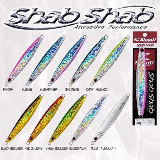 SHOUT SHAB SHAB 160GR