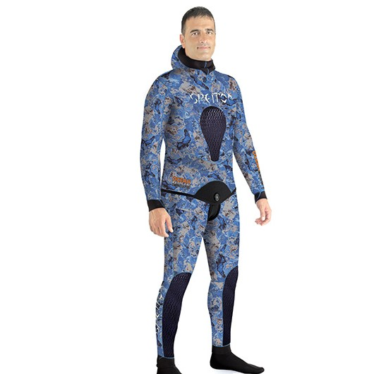 SPETTON OCEAN BLUE CAMO