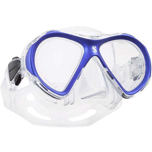 SCUBAPRO SPECTRA MINI SIL. CLEAR BLUE