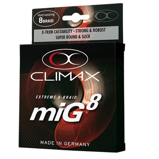 BRAID MIG8 CLIMAX