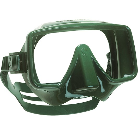 SCUBAPRO FRAMELESS GREEN