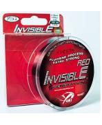 NYLON INVISIBLE RED YUKI 300 METROS