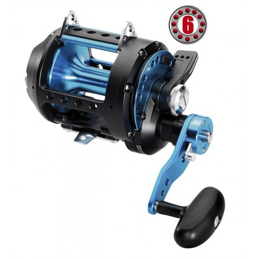 CARRETE DAIWA SALTIST LD30T 2 SPEED