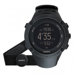 6417084182692 SUUNTO AMBIT3 PEAK BLACK HR adcsportshop.com