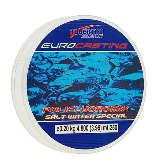 NYLON EUROCASTING 500M TUBERTINI