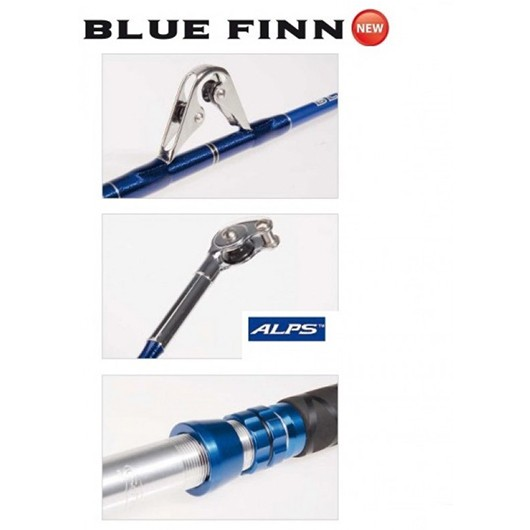 CAÑA HART BLUE FINN