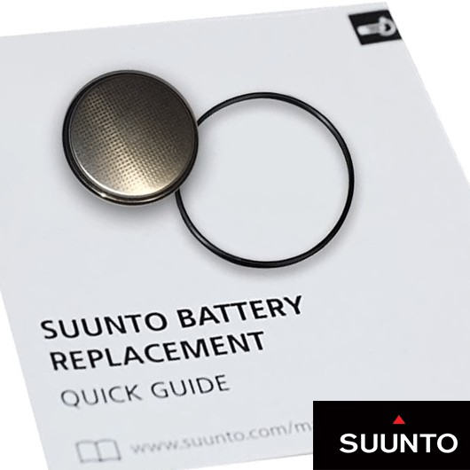 SUUNTO BATTERY KIT D6 SERIES