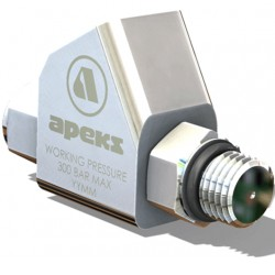 APEKS HP TWIN ADAPTOR