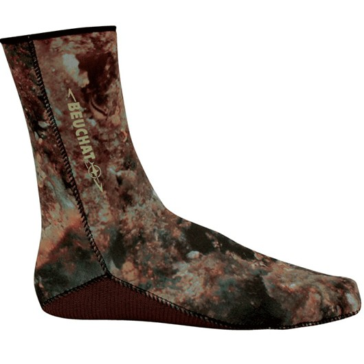 BEUCHAT ROCKSEA TRIGOCAMO WIDE 4MM ESCARPIN