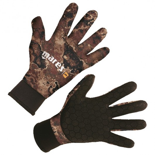 MARES CAMO BROWN 3MM
