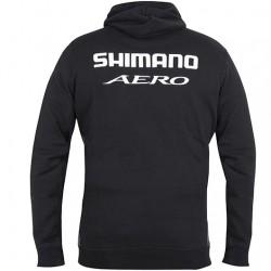 SHIMANO AERO HOODY 2020 BLACK