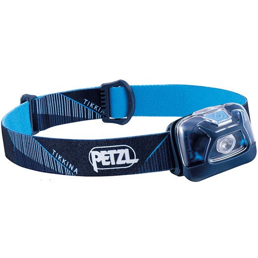 PETZL TIKKINA 250LUMEN BLUE